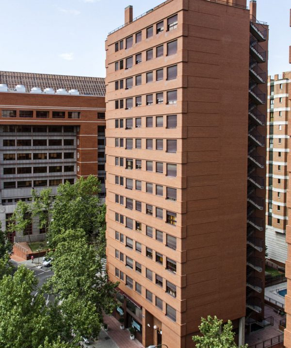 C/ Padre Claret, Nº 1 – Madrid